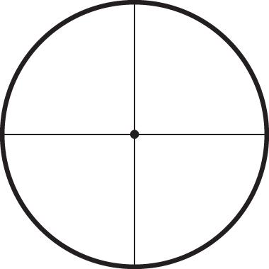 1/8 min. Target Dot