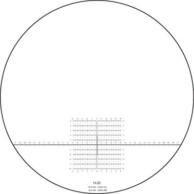 Inverted H-32 (Spotting Scope)