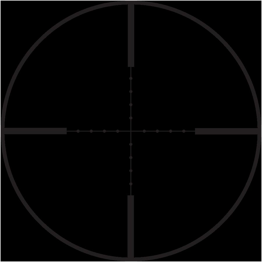 Mil Dot (Spotting Scope)