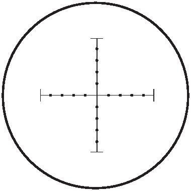 FFP Mil Dot (Spotting Scope)