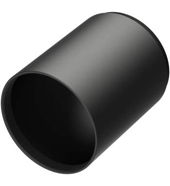 Alumina 3in—50mm Lens Shade