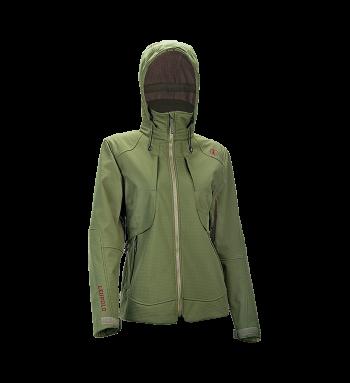 Women's  Secluded Jacket Shadow Green, XL