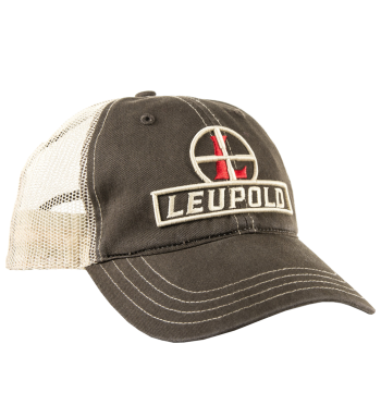 Reticle Unstructured Trucker Hat
