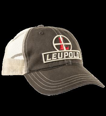 Leupold Optics Unstructured Trucker Hat