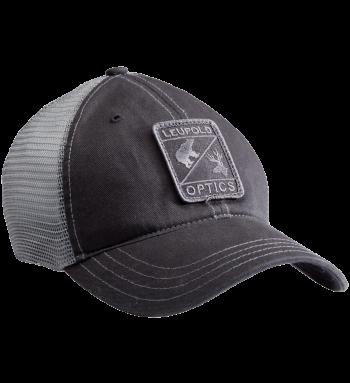 Reticle Soft Trucker Hat W Black / Grey