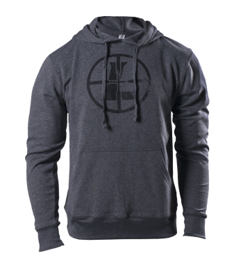 Leupold Distressed Reticle Hoodie