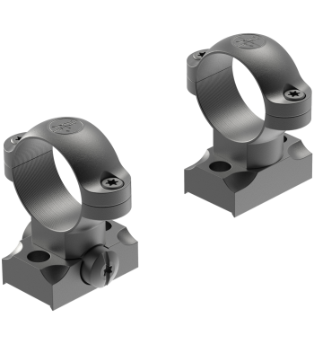 "STD Tikka T3/T3x 2-pc Base/1"" Medium Rings"