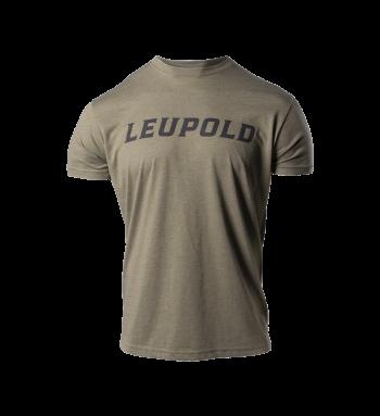Leupold Wordmark Tee Military Green M