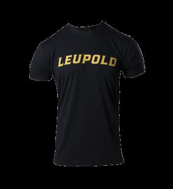 Leupold Wordmark Tee Black M