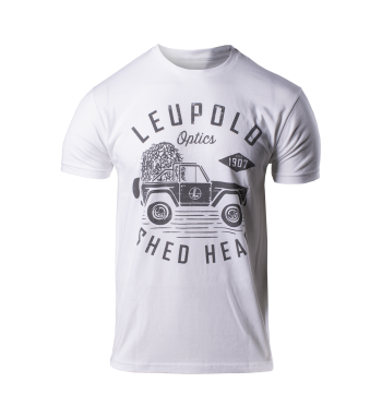 Shed Head Tee White M