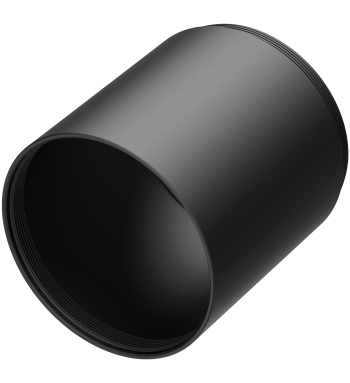 Alumina 2.5in—50mm Lens Shade