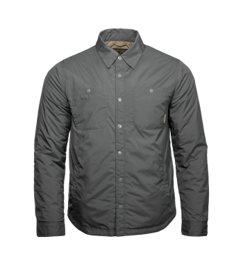 Alpine Lite Insulated Snap Shirt Gunmetal M