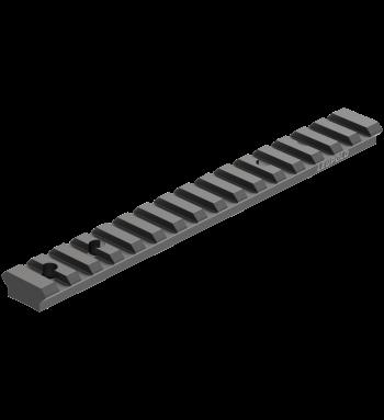 BackCountry Cross-Slot Tikka T3/T3x 1-pc 20 MOA Matte