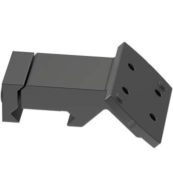 DeltaPoint Pro 45 Degree AR Mount