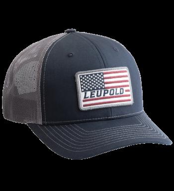 Leupold Flag Trucker Navy/Grey