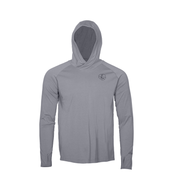 Moab Lightweight UPF Hoodie Slate Gray, L