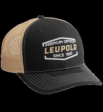 Premium Weld Trucker Black/Vegas Gold