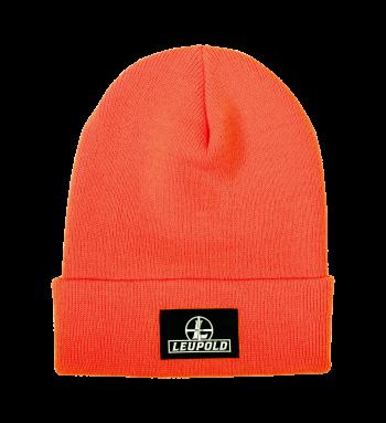 Leupold Reticle Beanie Blaze Orange