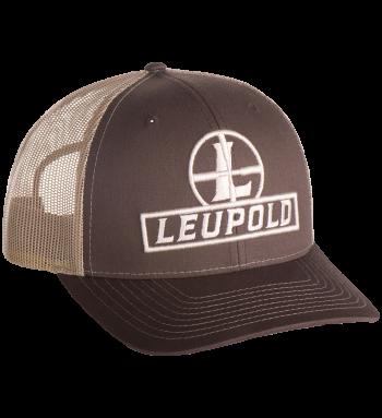 Leupold Reticle Trucker Brown/Khaki