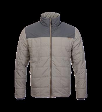Santiam Insulated Jacket Shadow Tan/Gunmetal S