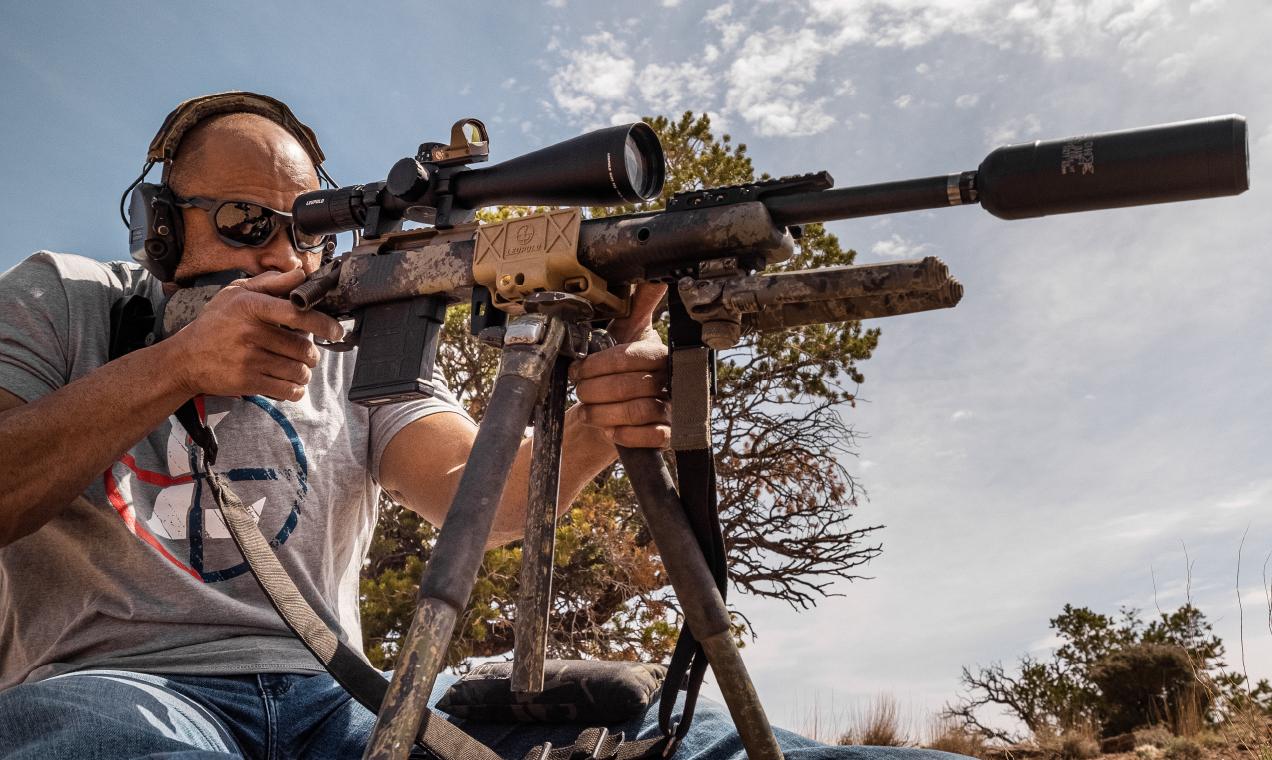 buck doyle long range shooting