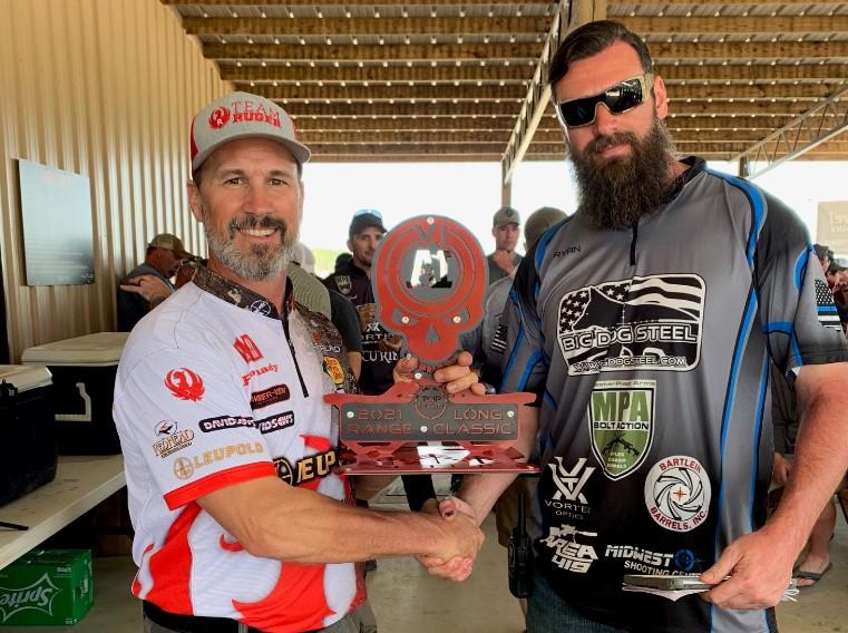 Leupold Pro Shooters Dominate Accuracy International Long Range Classic