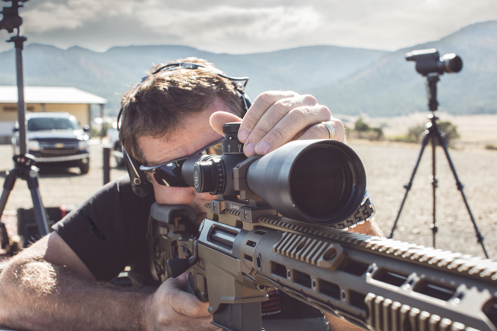 How To Adjust Your Riflescope