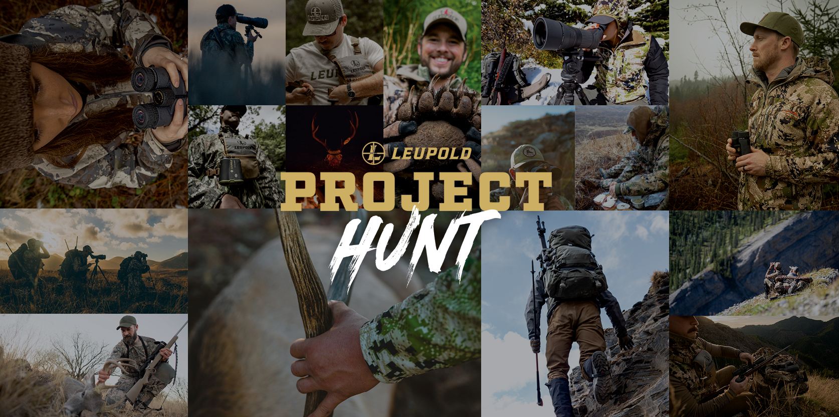 Your Tag, Your Hunt, Your Story: Leupold Announces 'Project Hunt' Contest