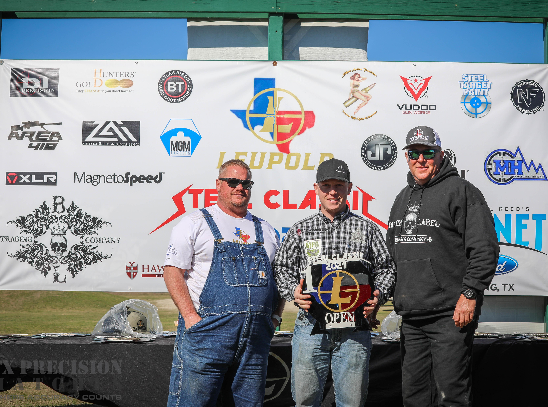 Core Team Member Morgun King Wins Precision Rifle Series' Leupold Steel Classic