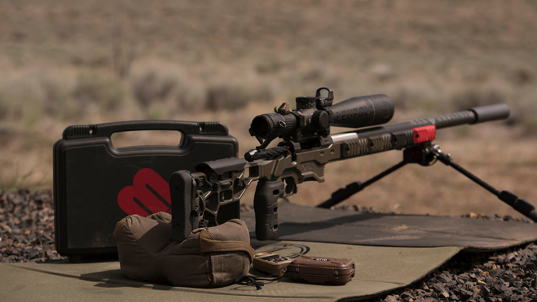Shooting tips for a precision rifle competition mark 5 copetions scope