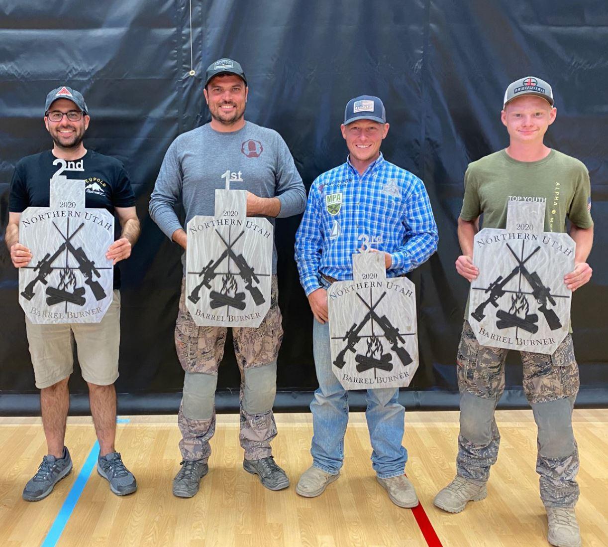 Leupold Core Team Members Dominate National Rifle League's Northern Utah Barrel Burner Match
