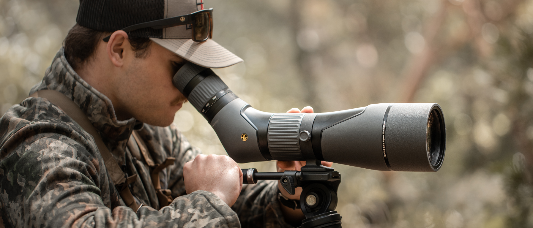 Introducing The SX-2 Alpine HD Spotting Scope