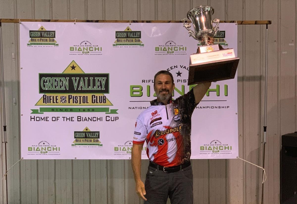 Leupold Pro Team Member Doug Koenig Wins 19th Bianchi Cup Title
