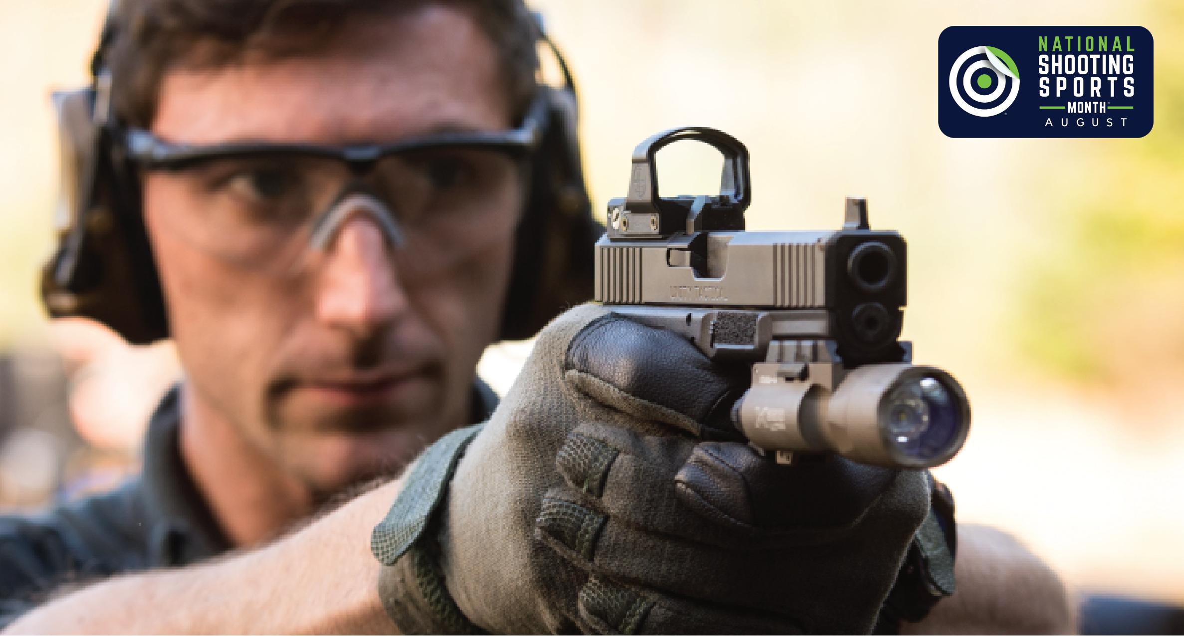 National Shooting Sports Month - Leupold Training Targets