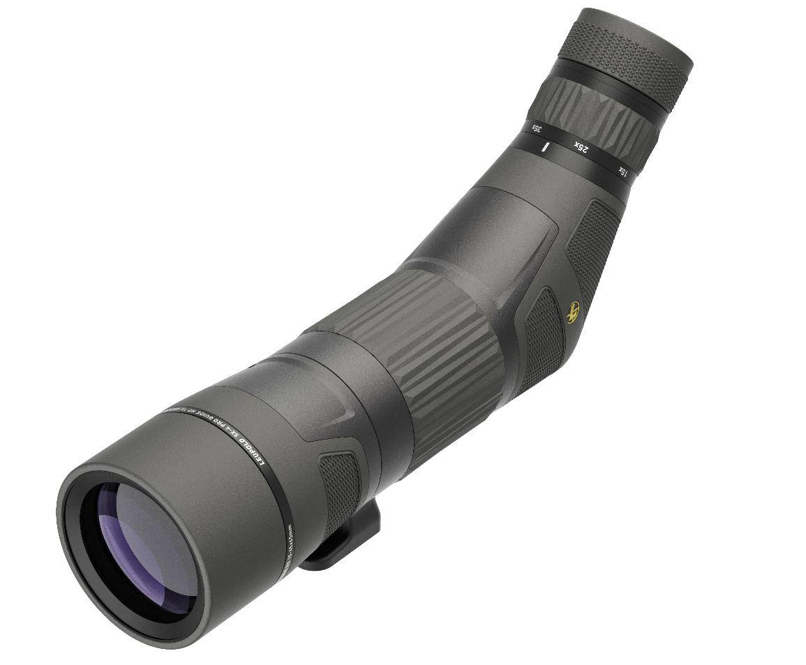 Leupold SX-4 Pro Guide HD Spotting Scope Named 'Editor's Choice' by Petersen's Hunting Magazine