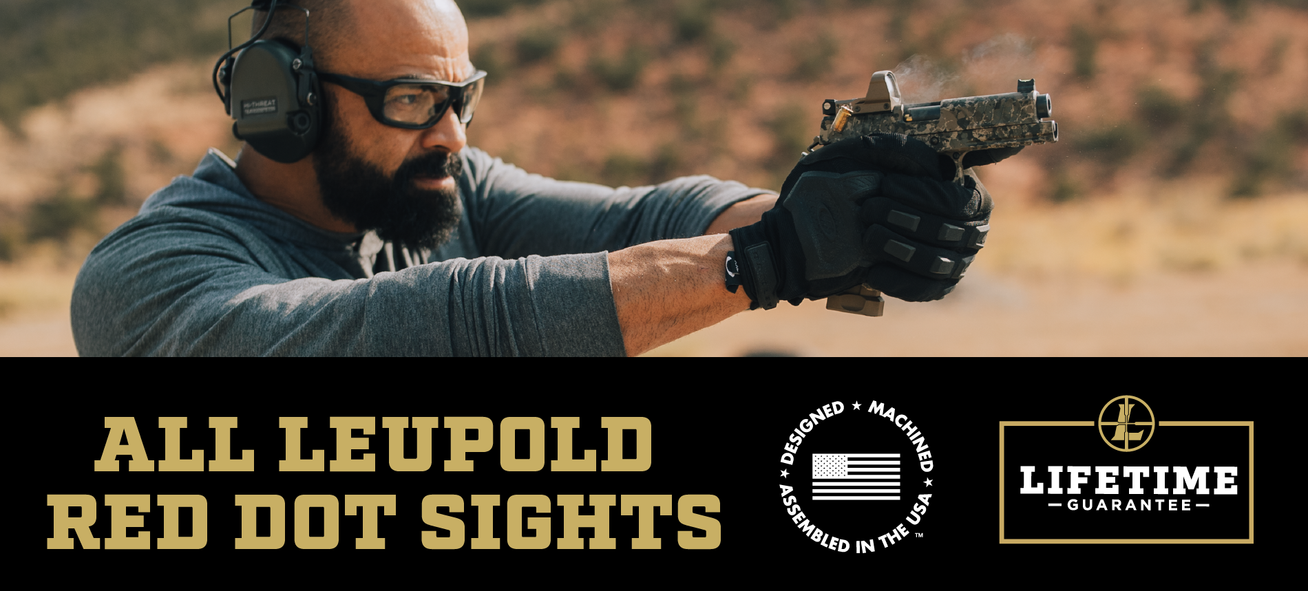 leupold red dot sights lifetime guarantee